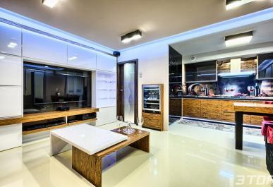 nowoczesne kuchnie na wymiar warszawa
