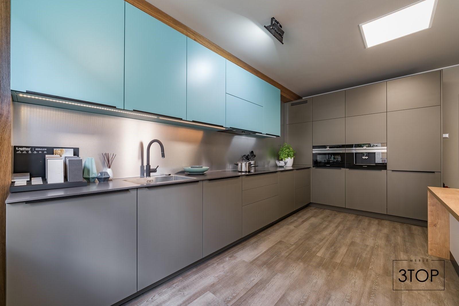 Meble kuchenne - kuchnie na wymiar na zamówienie - producent Lublin